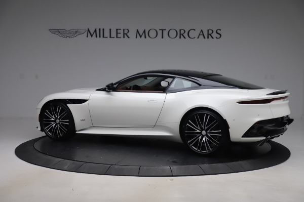 New 2020 Aston Martin DBS Superleggera Coupe for sale $337,686 at Alfa Romeo of Westport in Westport CT 06880 5