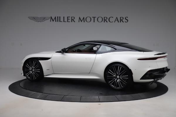 Used 2020 Aston Martin DBS Superleggera for sale $299,990 at Alfa Romeo of Westport in Westport CT 06880 5