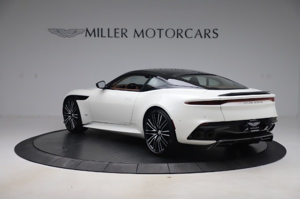 New 2020 Aston Martin DBS Superleggera for sale $337,686 at Alfa Romeo of Westport in Westport CT 06880 6