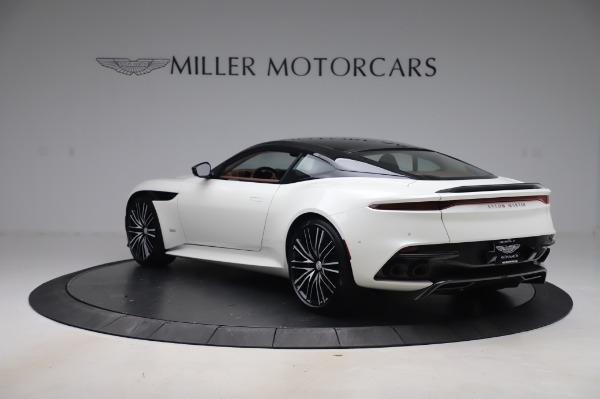 Used 2020 Aston Martin DBS Superleggera for sale $299,990 at Alfa Romeo of Westport in Westport CT 06880 6