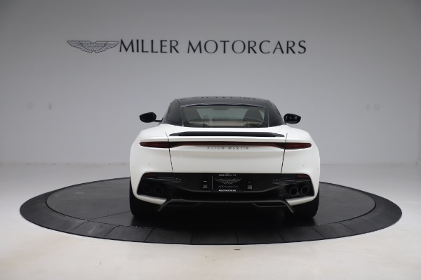 New 2020 Aston Martin DBS Superleggera for sale $337,686 at Alfa Romeo of Westport in Westport CT 06880 7