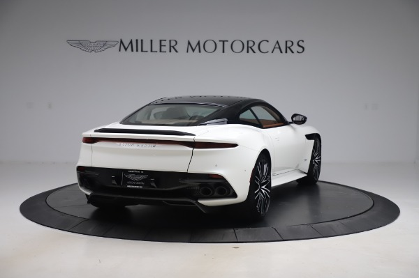 New 2020 Aston Martin DBS Superleggera for sale $337,686 at Alfa Romeo of Westport in Westport CT 06880 8