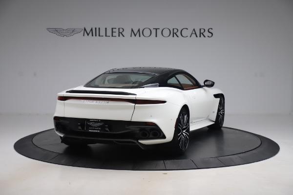 Used 2020 Aston Martin DBS Superleggera for sale $299,990 at Alfa Romeo of Westport in Westport CT 06880 8
