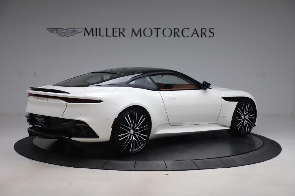 New 2020 Aston Martin DBS Superleggera Coupe for sale $337,686 at Alfa Romeo of Westport in Westport CT 06880 9