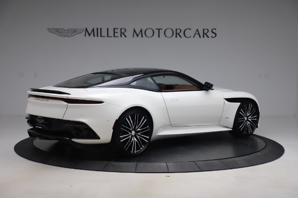 New 2020 Aston Martin DBS Superleggera for sale $337,686 at Alfa Romeo of Westport in Westport CT 06880 9