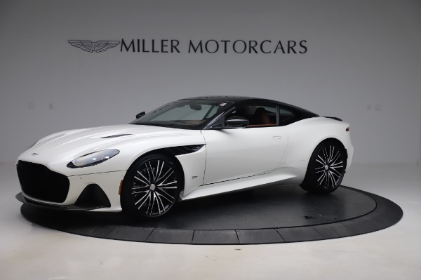 New 2020 Aston Martin DBS Superleggera for sale $337,686 at Alfa Romeo of Westport in Westport CT 06880 1