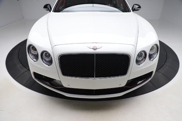Used 2018 Bentley Flying Spur V8 S for sale $149,900 at Alfa Romeo of Westport in Westport CT 06880 13