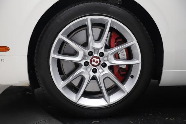 Used 2018 Bentley Flying Spur V8 S for sale $149,900 at Alfa Romeo of Westport in Westport CT 06880 15