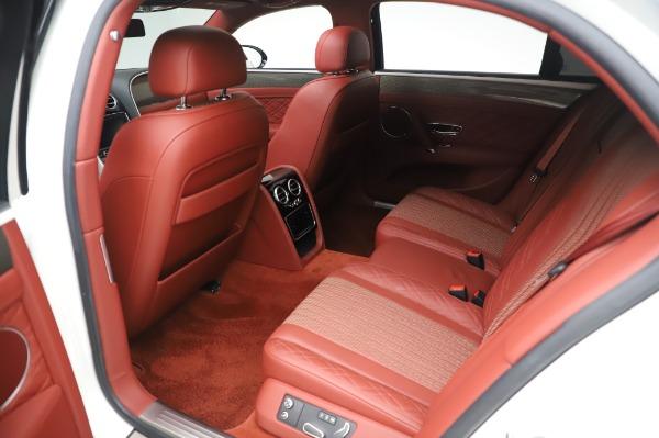 Used 2018 Bentley Flying Spur V8 S for sale $149,900 at Alfa Romeo of Westport in Westport CT 06880 24