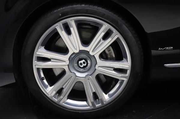 Used 2016 Bentley Continental GT W12 for sale $119,900 at Alfa Romeo of Westport in Westport CT 06880 15