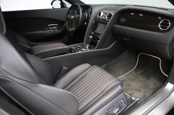 Used 2016 Bentley Continental GT W12 for sale $119,900 at Alfa Romeo of Westport in Westport CT 06880 22