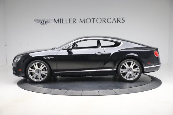Used 2016 Bentley Continental GT W12 for sale $119,900 at Alfa Romeo of Westport in Westport CT 06880 3