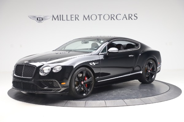 Used 2017 Bentley Continental GT V8 S for sale $133,900 at Alfa Romeo of Westport in Westport CT 06880 2