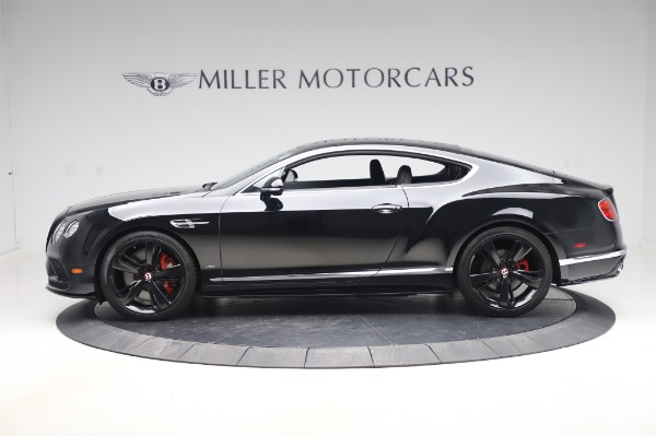 Used 2017 Bentley Continental GT V8 S for sale $133,900 at Alfa Romeo of Westport in Westport CT 06880 3