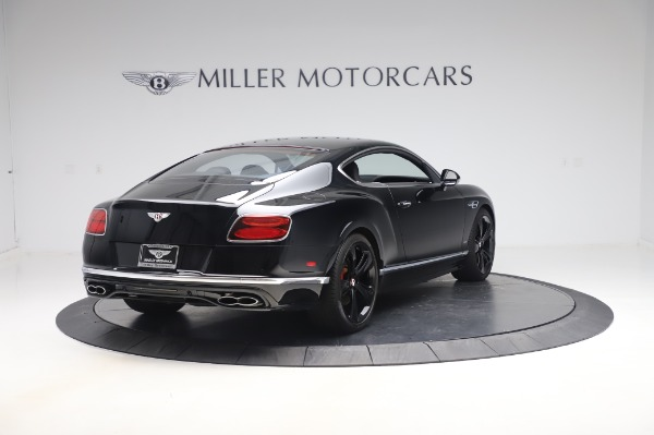 Used 2017 Bentley Continental GT V8 S for sale $133,900 at Alfa Romeo of Westport in Westport CT 06880 6