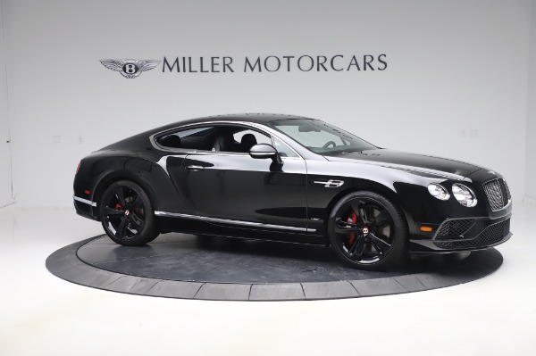 Used 2017 Bentley Continental GT V8 S for sale $133,900 at Alfa Romeo of Westport in Westport CT 06880 9