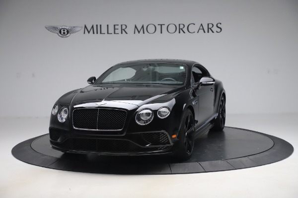 Used 2017 Bentley Continental GT V8 S for sale $133,900 at Alfa Romeo of Westport in Westport CT 06880 1