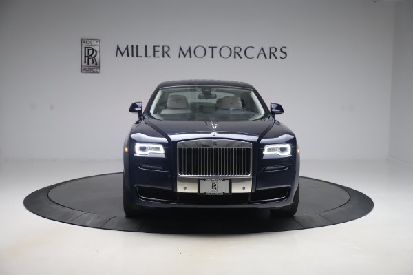 Used 2016 Rolls-Royce Ghost for sale $173,900 at Alfa Romeo of Westport in Westport CT 06880 10