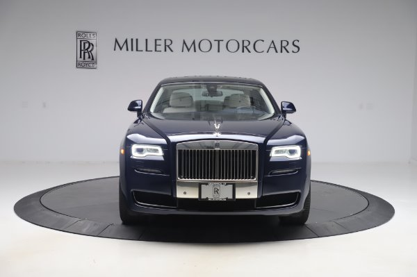 Used 2016 Rolls-Royce Ghost for sale $173,900 at Alfa Romeo of Westport in Westport CT 06880 2