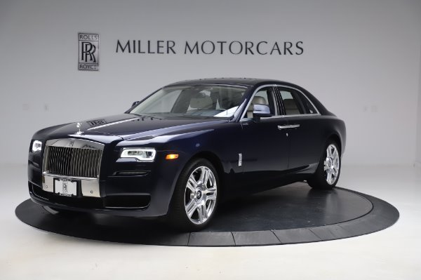 Used 2016 Rolls-Royce Ghost for sale $173,900 at Alfa Romeo of Westport in Westport CT 06880 3