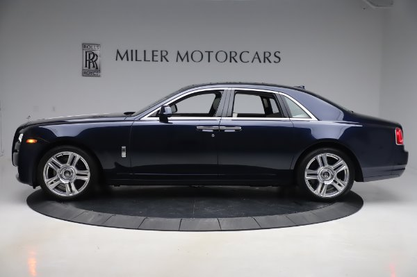 Used 2016 Rolls-Royce Ghost for sale $173,900 at Alfa Romeo of Westport in Westport CT 06880 4
