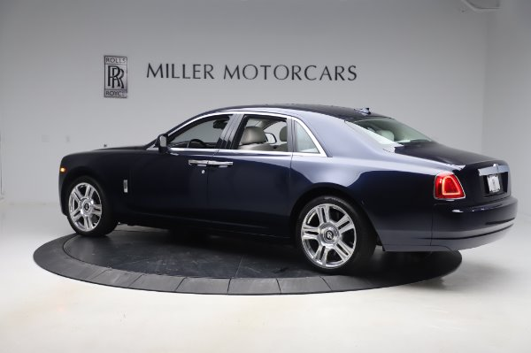 Used 2016 Rolls-Royce Ghost for sale $173,900 at Alfa Romeo of Westport in Westport CT 06880 5