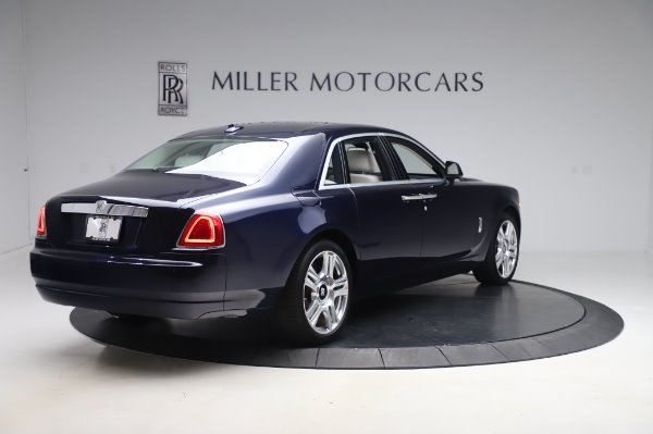 Used 2016 Rolls-Royce Ghost for sale $173,900 at Alfa Romeo of Westport in Westport CT 06880 7