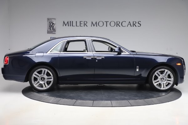 Used 2016 Rolls-Royce Ghost for sale $173,900 at Alfa Romeo of Westport in Westport CT 06880 8