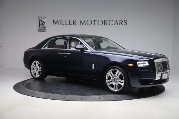 Used 2016 Rolls-Royce Ghost for sale $173,900 at Alfa Romeo of Westport in Westport CT 06880 9