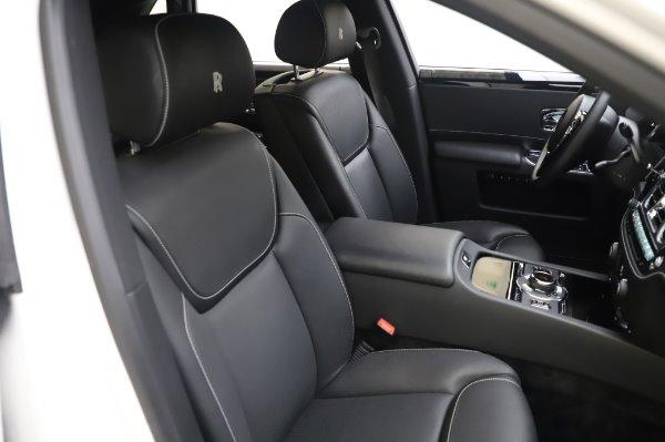 Used 2018 Rolls-Royce Ghost for sale $247,900 at Alfa Romeo of Westport in Westport CT 06880 12