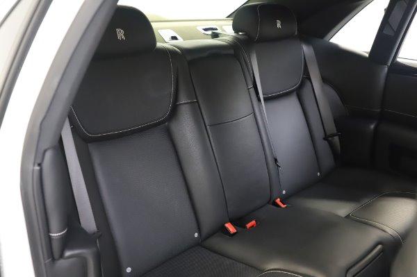 Used 2018 Rolls-Royce Ghost for sale $247,900 at Alfa Romeo of Westport in Westport CT 06880 14