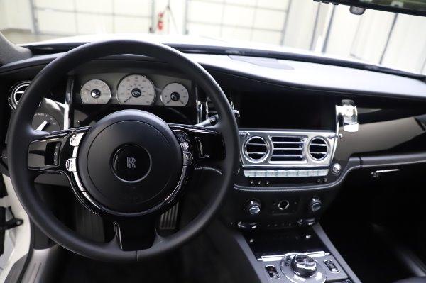 Used 2018 Rolls-Royce Ghost for sale $247,900 at Alfa Romeo of Westport in Westport CT 06880 15