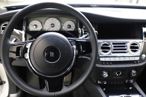 Used 2018 Rolls-Royce Ghost for sale $247,900 at Alfa Romeo of Westport in Westport CT 06880 16