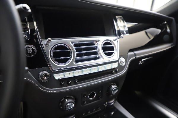 Used 2018 Rolls-Royce Ghost for sale $247,900 at Alfa Romeo of Westport in Westport CT 06880 17
