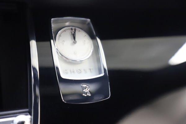 Used 2018 Rolls-Royce Ghost for sale $247,900 at Alfa Romeo of Westport in Westport CT 06880 18