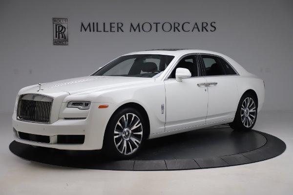 Used 2018 Rolls-Royce Ghost for sale $247,900 at Alfa Romeo of Westport in Westport CT 06880 3