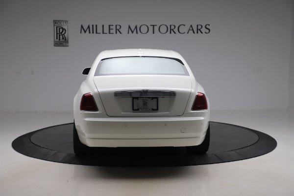 Used 2018 Rolls-Royce Ghost for sale $247,900 at Alfa Romeo of Westport in Westport CT 06880 6
