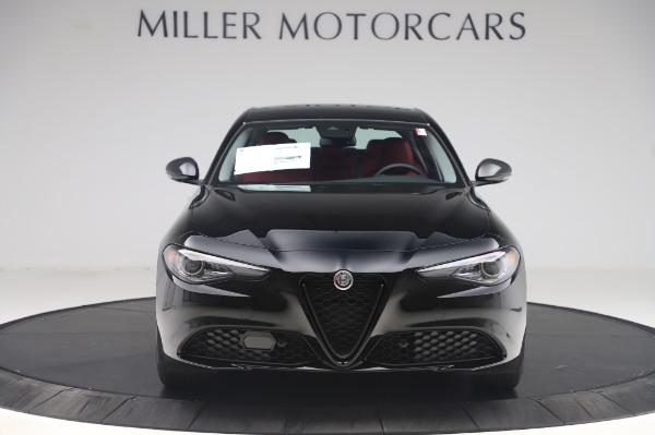 New 2020 Alfa Romeo Giulia Q4 for sale $48,445 at Alfa Romeo of Westport in Westport CT 06880 12