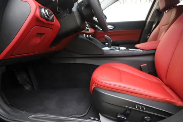 New 2020 Alfa Romeo Giulia Q4 for sale $48,445 at Alfa Romeo of Westport in Westport CT 06880 14