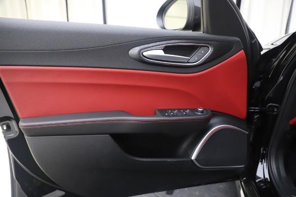 New 2020 Alfa Romeo Giulia Q4 for sale $48,445 at Alfa Romeo of Westport in Westport CT 06880 17