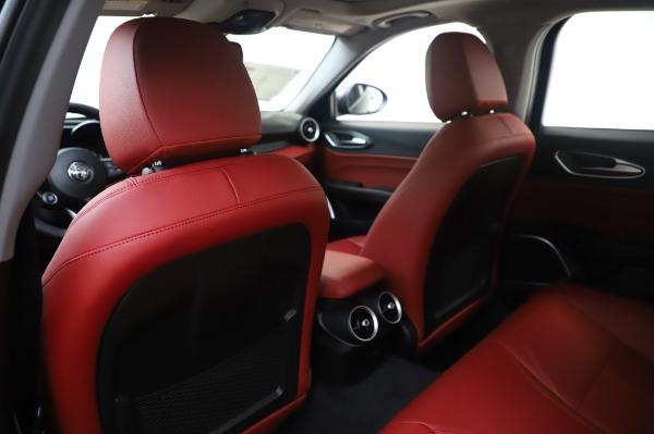 New 2020 Alfa Romeo Giulia Q4 for sale $48,445 at Alfa Romeo of Westport in Westport CT 06880 20