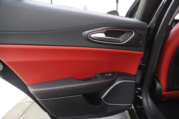 New 2020 Alfa Romeo Giulia Q4 for sale $48,445 at Alfa Romeo of Westport in Westport CT 06880 21