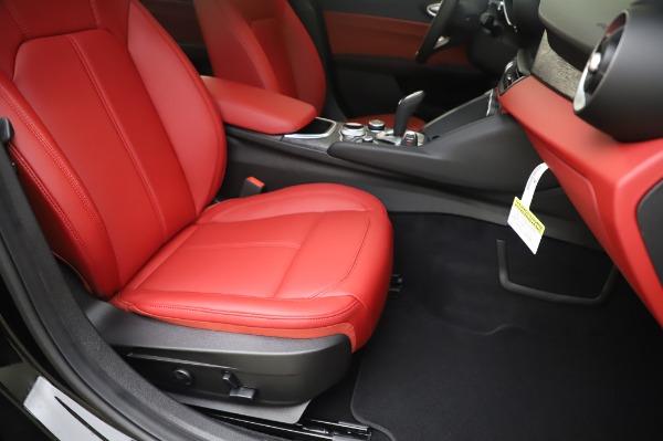 New 2020 Alfa Romeo Giulia Q4 for sale $48,445 at Alfa Romeo of Westport in Westport CT 06880 24