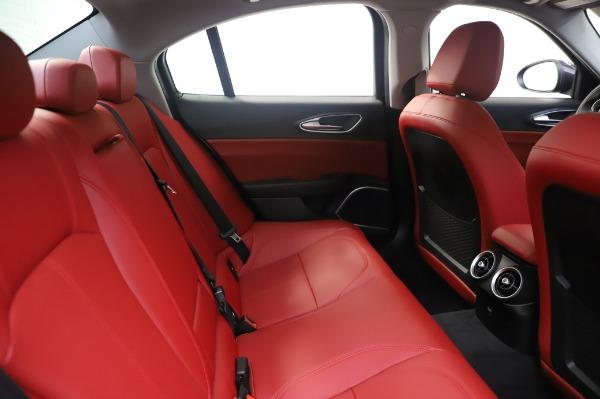 New 2020 Alfa Romeo Giulia Q4 for sale $48,445 at Alfa Romeo of Westport in Westport CT 06880 27