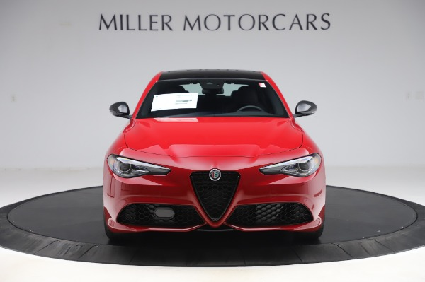 New 2020 Alfa Romeo Giulia Sport Q4 for sale $48,645 at Alfa Romeo of Westport in Westport CT 06880 12