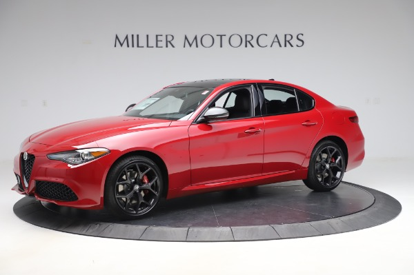 New 2020 Alfa Romeo Giulia Sport Q4 for sale $48,645 at Alfa Romeo of Westport in Westport CT 06880 2