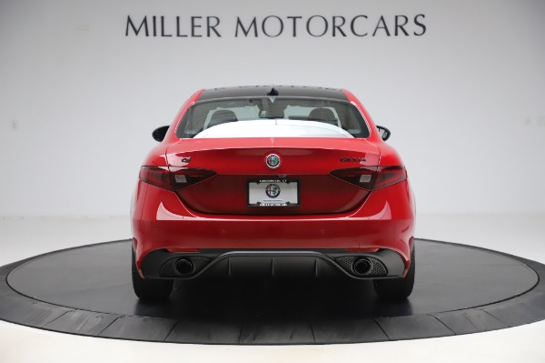 New 2020 Alfa Romeo Giulia Sport Q4 for sale $48,645 at Alfa Romeo of Westport in Westport CT 06880 6