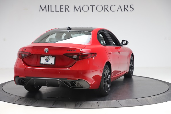 New 2020 Alfa Romeo Giulia Sport Q4 for sale $48,645 at Alfa Romeo of Westport in Westport CT 06880 7