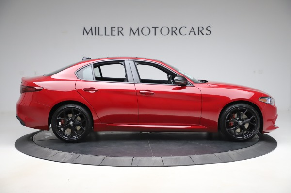 New 2020 Alfa Romeo Giulia Sport Q4 for sale $48,645 at Alfa Romeo of Westport in Westport CT 06880 9