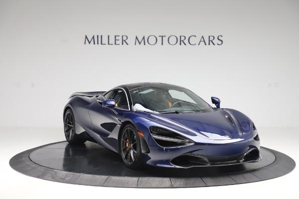 Used 2018 McLaren 720S Luxury for sale Sold at Alfa Romeo of Westport in Westport CT 06880 10